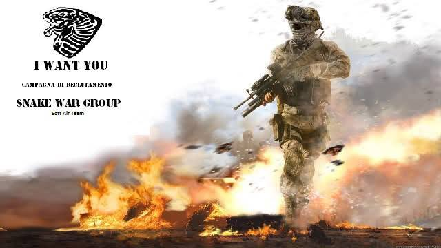 campagna-di-reclutamento-softair-snake-war-group